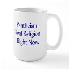 Real Religion Mug