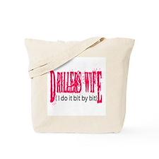 Bit by Bit Tote Bag