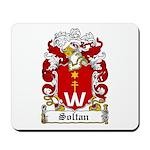 Soltan Family Crest Mousepad
