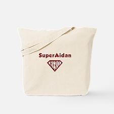 Super Hero Aidan Tote Bag
