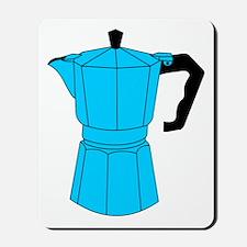 Moka Espresso Coffee Pot Mousepad