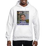 Mission Accomplished: Bush an Hooded Sweatshirt