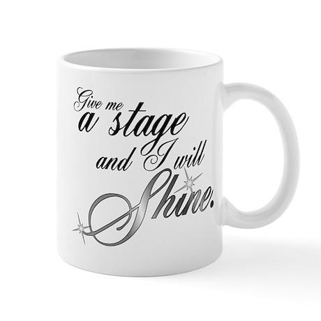 Give me a stage Mug