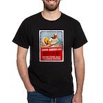 Navy Arise Americans (Front) Dark T-Shirt