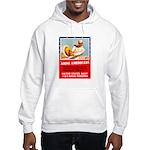 Navy Arise Americans Hooded Sweatshirt