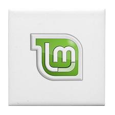Linux Mint Tile Coaster