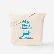 Plott Hound Tote Bag
