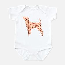 Parson Russell Terrier Infant Bodysuit