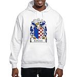 Zabawa Family Crest Hooded Sweatshirt