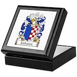 Zabawa Family Crest Keepsake Box