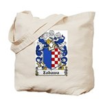 Zabawa Family Crest Tote Bag
