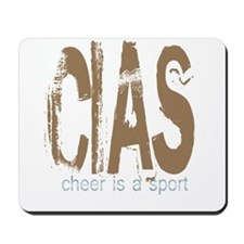 Cheer is a Sport Mousepad