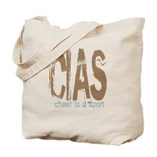 Cheer is a Sport Tote Bag
