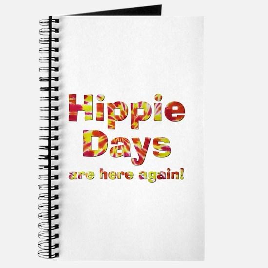 Hippie Days Journal