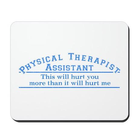 This will hurt - PTA Mousepad