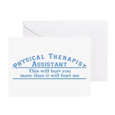 This will hurt - PTA Greeting Cards (Pk of 10)