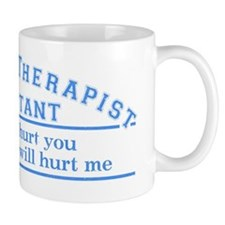 This will hurt - PTA Mug