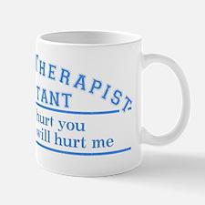 This will hurt - PTA Mug