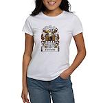 Zaremba Family Crest Women's T-Shirt