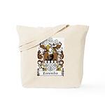 Zaremba Family Crest Tote Bag