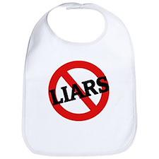 Anti-Liars Bib