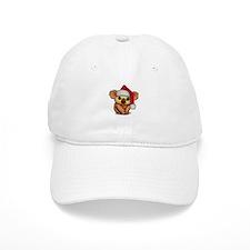 Christmas Koala Baseball Cap