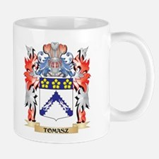 Tomasz Coat of Arms - Family Crest Mugs