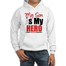 Lung Cancer Hero (Son) Jumper Hoody