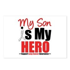 Lung Cancer Hero (Son) Postcards (Package of 8)