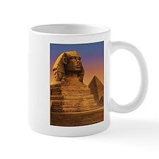 Cute Red pyramid Mug