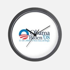 A New Era Of Hope Wall Clock