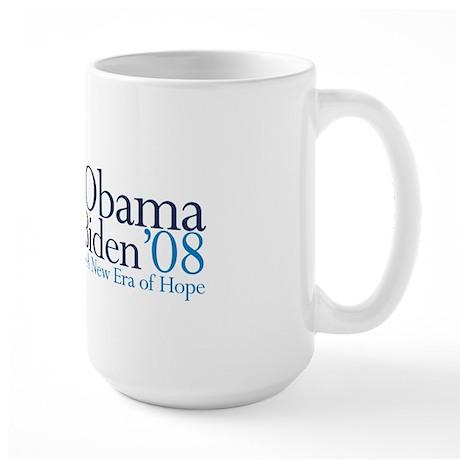 A New Era Of Hope Large Mug
