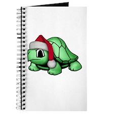 Christmas Turtle Journal
