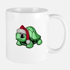 Christmas Turtle Small Small Mug