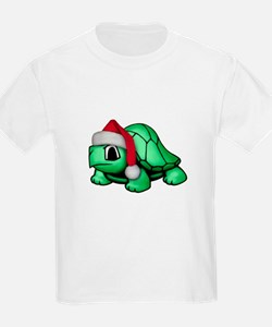 Christmas Turtle T-Shirt