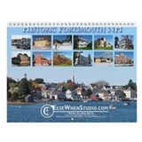 Portsmouth nh Wall Calendars