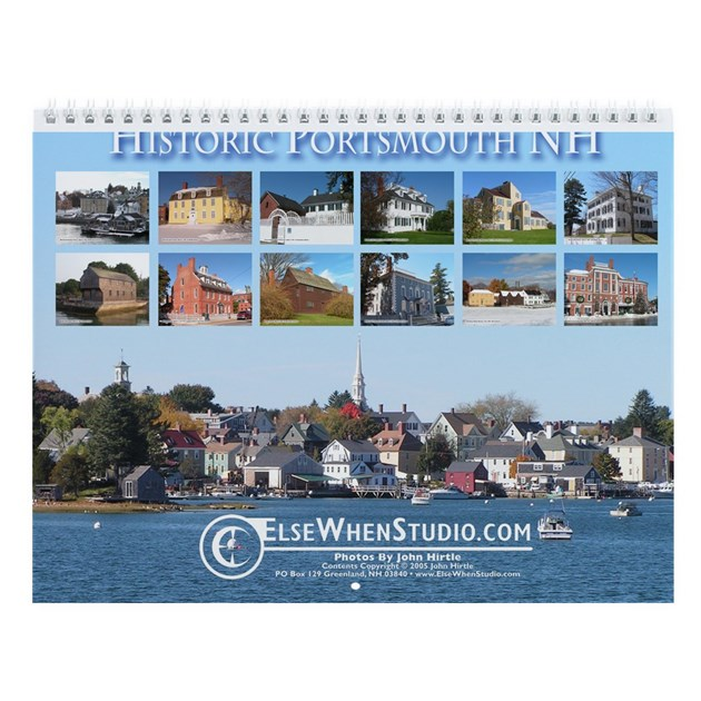 Historic Portsmouth Nh 2006 By Hw Po1