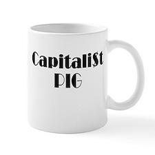 Captalist Pig Mug