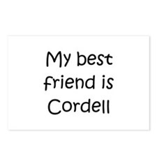 Cordell Postcards (Package of 8)