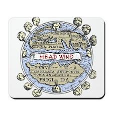 HEAD WIND Mousepad