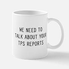 We TPS Reports Small Small Mug