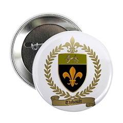 THIBAULT Family Crest Button