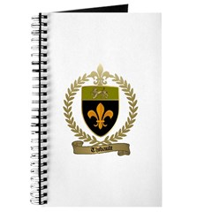 THIBAULT Family Crest Journal