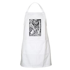 Witches' Brew BBQ Apron