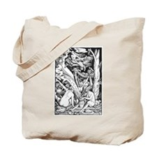 Witches' Brew Shopping Bag