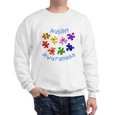 Autism Awareness Men's Sweatshirt