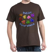 Autism Awareness Men's T-Shirt