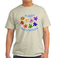 Autism Awareness Men's T-Shirt