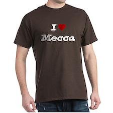 I HEART MECCA T-Shirt