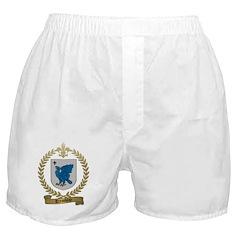 TREMBLAY Family Crest Boxer Shorts